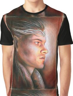 Lord of The Elven City Graphic T-Shirt