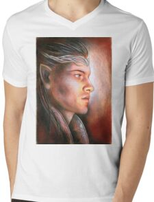 Lord of The Elven City Mens V-Neck T-Shirt