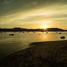 Torridge estuary sunset  by Rob Hawkins