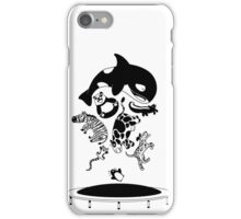 Bouncing Animals iPhone Case/Skin