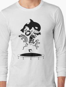 Bouncing Animals Long Sleeve T-Shirt