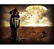 destroyer of worlds Photographic Print