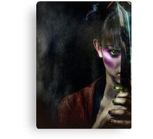 Midnight Assassin Canvas Print
