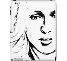 Stella Gibson iPad Case/Skin