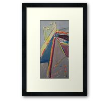 westgate station Framed Print
