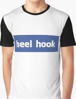 Heel hook facebook Graphic T-Shirt