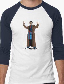 Doctor In A Box Men's Baseball ¾ T-Shirt
