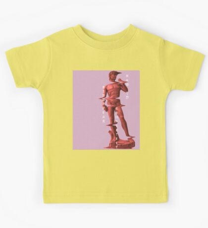 How to Disappear Completely/ Vaporwave A E S T H I C S Kids Tee