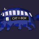 Cat Box by thedustyphoenix
