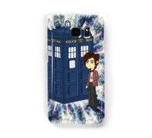 11th doctor Samsung Galaxy Case/Skin