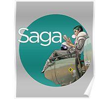 Saga - Alana Poster
