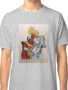 fire and ice  Classic T-Shirt