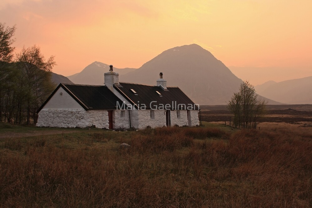 Black Rock Cottage by Maria Gaellman