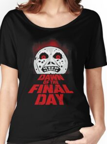 Dawn of the Final Day Women's Relaxed Fit T-Shirt