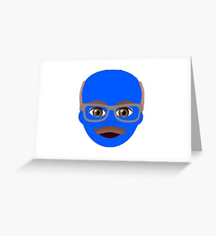 Tobias Funke Greeting Card