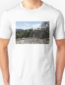 Of Slate Roofs and Gnarled Apple Trees Unisex T-Shirt