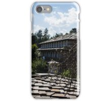 Of Slate Roofs and Gnarled Apple Trees iPhone Case/Skin