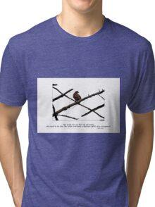 Fearless spirit Tri-blend T-Shirt
