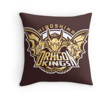 DRAGON KINGS Throw Pillow