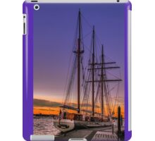 Tall Ship Mystic iPad Case/Skin