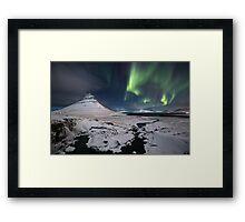 Aurora Vista Framed Print