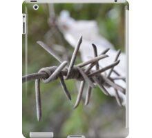 Barbed. iPad Case/Skin