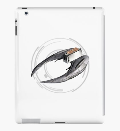 Cylon Toaster iPad Case/Skin