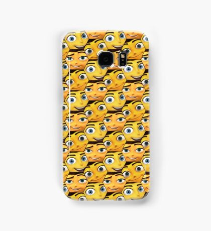 Bee Movie- The Many Faces of Barry Samsung Galaxy Case/Skin