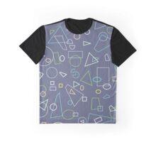 Pebbles blackboard Graphic T-Shirt