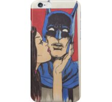 batsuprise  iPhone Case/Skin
