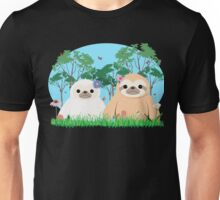The Cutest Sloth Couple Unisex T-Shirt