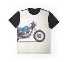 Bonneville T140 1979 Graphic T-Shirt