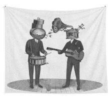Neutral Milk Hotel #2 Wall Tapestry