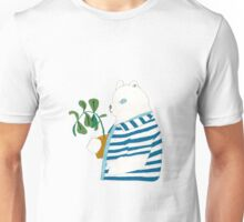 PolarBear Gardener Unisex T-Shirt