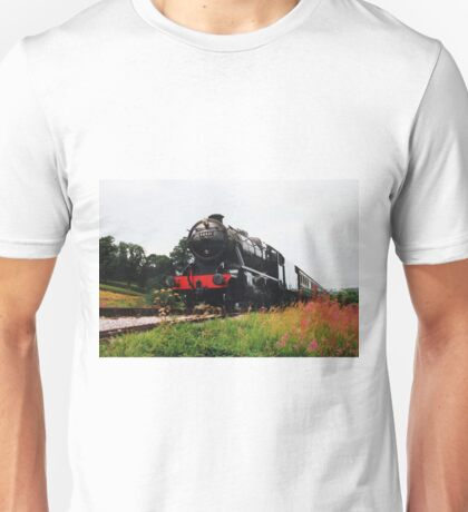 Time Travel By Steam Unisex T-Shirt
