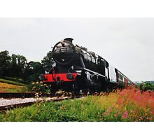 Time Travel By Steam Photographic Print