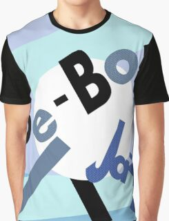 Be-bop jazz Graphic T-Shirt