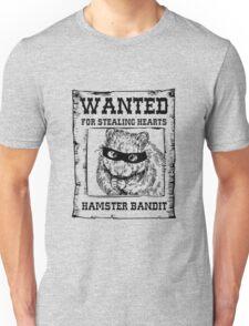 Hamster Bandit Unisex T-Shirt