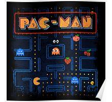 Man-Pac Poster