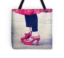the ruby shoes Tote Bag