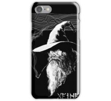 Dark Wizard iPhone Case/Skin