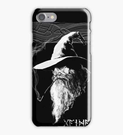 Dark Wizard iPhone Case/Skin