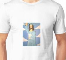 THE STATUE OF LIBERTY 2000 Unisex T-Shirt