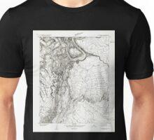 USGS TOPO Map Arizona AZ Lees Ferry SE 312082 1954 24000 Unisex T-Shirt