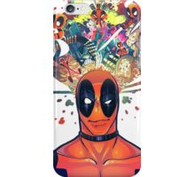 Deadpool iPhone Case/Skin
