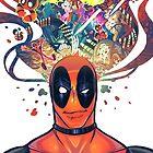 Deadpool by mmishee-art