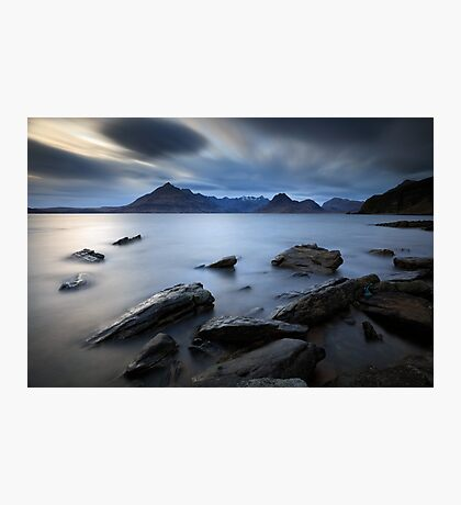 Elgol Rocky Shore Photographic Print