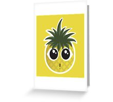Harvest Cuties: Prickles Greeting Card