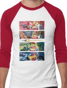 Star Muppets Fox Men's Baseball ¾ T-Shirt