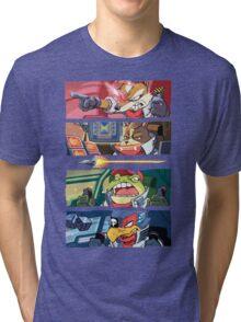 Star Muppets Fox Tri-blend T-Shirt
